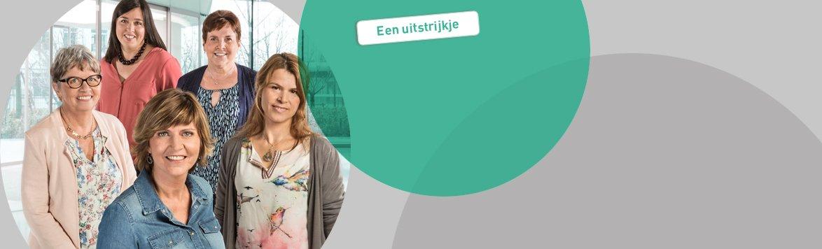 Mei is de internationale maand in de strijd tegen baarmoederhals- kanker